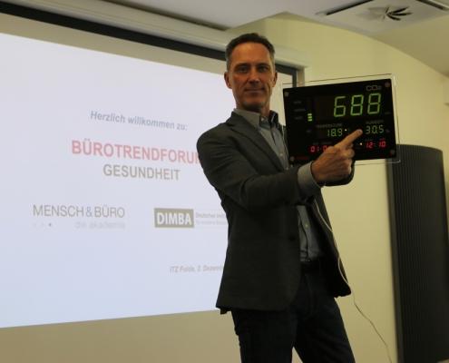 Bürotrendforum Gesundheit in Fulda